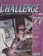 CHALLENGE Magazine No. 77.