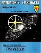JG Traveller- Navigators Starcharts