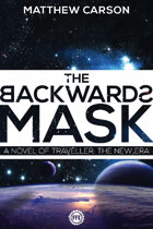 TNE Novel-3 The Backwards Mask GDW 382