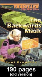 Ebook: The Backwards Mask GDW 381.5