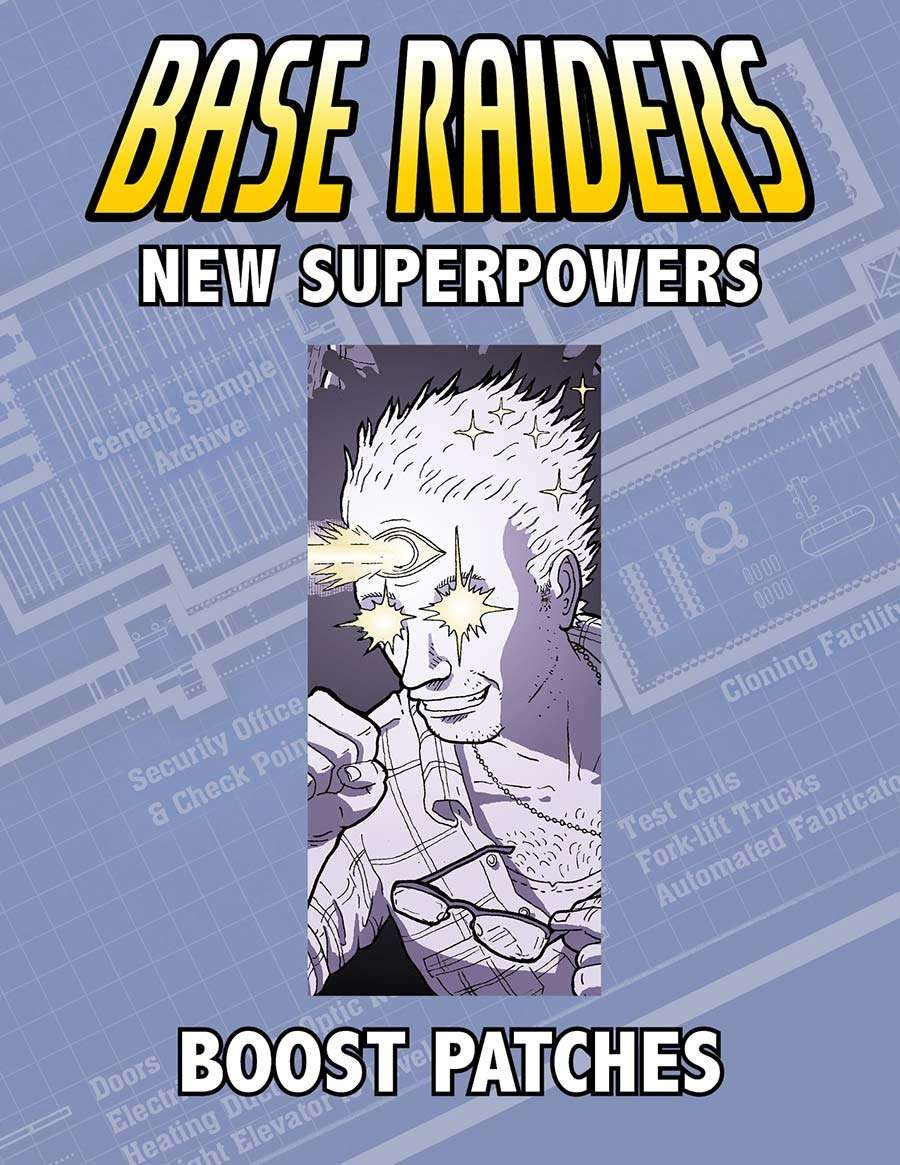New Super Powers: Boost Patches