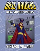 New Super Powers: Vintage Villainy