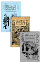 The Excellent Travelling Volume, Issues 1-3 [BUNDLE]