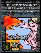 The Tome of Advanced Specialist Mages