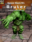 Eposic Stock Art: Bruter