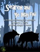 Search and Ye May Find