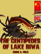 The Centipedes of Lake Biwa