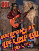 Weapons of Rock and Roll