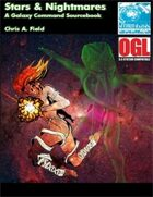Stars & Nightmares -A Galaxy Command Sourcebook