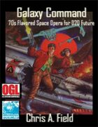 The Galaxy Command [BUNDLE]
