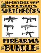 The Sketchbook of Firearms [BUNDLE]
