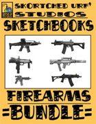 The Sketchbook of Firearms [BUNDLE]
