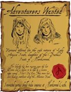 Adventurers Wanted Vol. 1