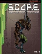 S.C.A.R.E. Vol. 3-Captain Sou Orzen