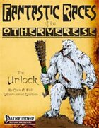 Fantastic Races of the Otherverse - The Urlock