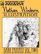 Nathan Winburn Illustration: Dark Fantasy Vol. Two Stock Art
