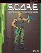"""S.C.A.R.E. Vol.5 - Marion """"Sarge"""" Dynes"""