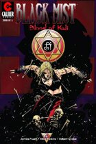Black Mist: Blood of Kali #1