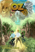 Oz: Volume 1 (Graphic Novel)