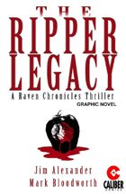 The Ripper Legacy (Graphic Novel)