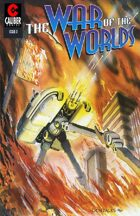 War of the Worlds: Infestation #3