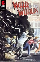 War of the Worlds: Infestation #4