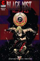 Black Mist: Blood of Kali (Graphic Novel)