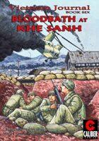Vietnam Journal - Volume 6: Bloodbath at Khe Sahn (Graphic Novel)