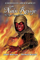 Nain Rouge: The Red Legend (Graphic Novel)