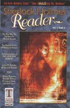 Sherlock Holmes Reader: Vol. 1 Issue 2