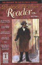 Sherlock Holmes Reader: Vol. 1 Issue 3