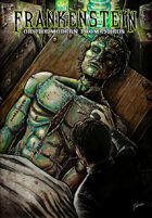Frankenstein: Or the Modern Prometheus (Graphic Novel)