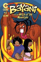 Bayani and the Witch of the Mountain