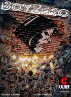 Boy Zero (Graphic Novel)