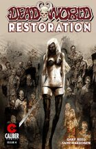 Deadworld: Restoration #4