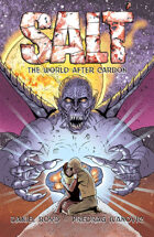 Salt (Graphic Novel)