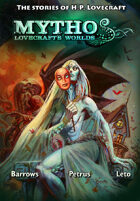 Mythos: Lovecraft's Worlds (Graphic Novel)