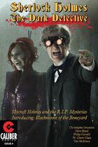 Sherlock Holmes: Dark Detective #4