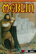 Merlin: The Legend Begins #1
