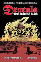 Dracula: The Suicide Club graphic novel