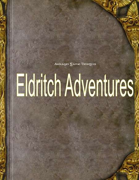 Eldritch Adventures Playtest