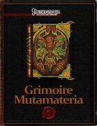 Grimoire Mutamateria