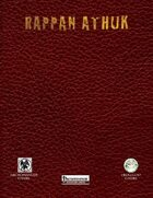 Rappan Athuk - Pathfinder Edition