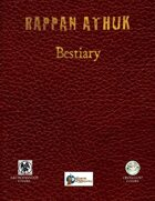 Rappan Athuk Bestiary Swords and Wizardry Edition