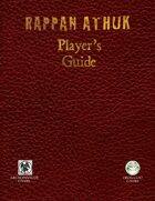 Rappan Athuk Player's Guide