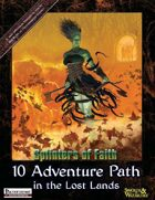 Splinters of Faith Complete Adventure Path (Pathfinder) [BUNDLE]