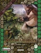 Hex Crawl Chronicles 5 The Pirate Coast - Pathfinder Edition