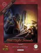 One Night Stands - Scorned - Swords and Wizardry Edition