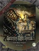 Saturday Night Special 2: Castle Baldemar's Dungeon - Swords and Wizardry Edition