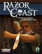 Razor Coast Freebooter's Guide - Pathfinder Edition